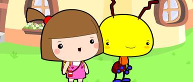 安弟與小甜甜