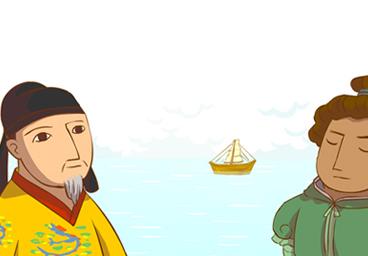 薛仁貴瞞天過海