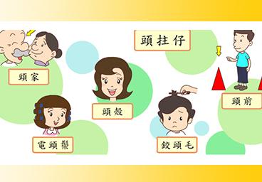 臺語常用語彙(4)頭