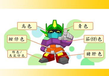 臺語常用語彙(9)色水