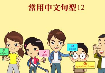 常用中文句型12