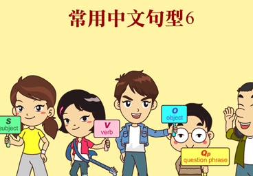 常用中文句型6