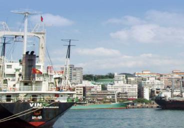 臺灣的港口