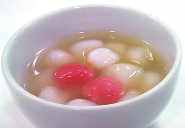 冬至吃湯圓
